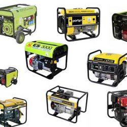 Generadores de corriente