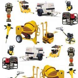 maquinaria equipo y herramientas de construccion